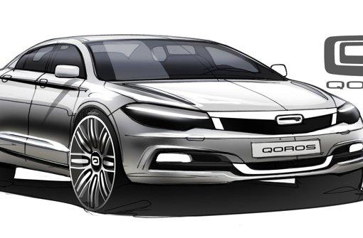 Auf dem Autosalon in Genf feiert die chinesische Marke Qoros Weltpremierer. Foto: Qoros