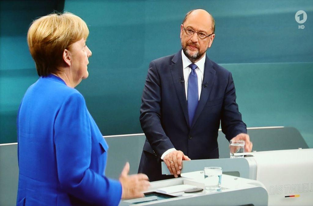 Martin Schulz greift die Politik der Türkei an. Foto: dpa