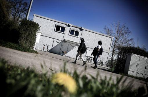Stadt kauft  Landkreis eine Asylunterkunft ab