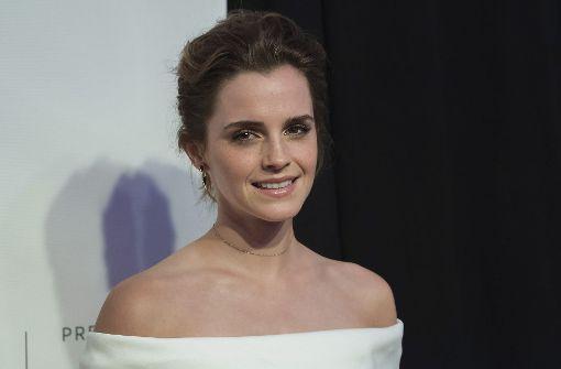 Emma Watson kämpft gegen die Daten-Krake