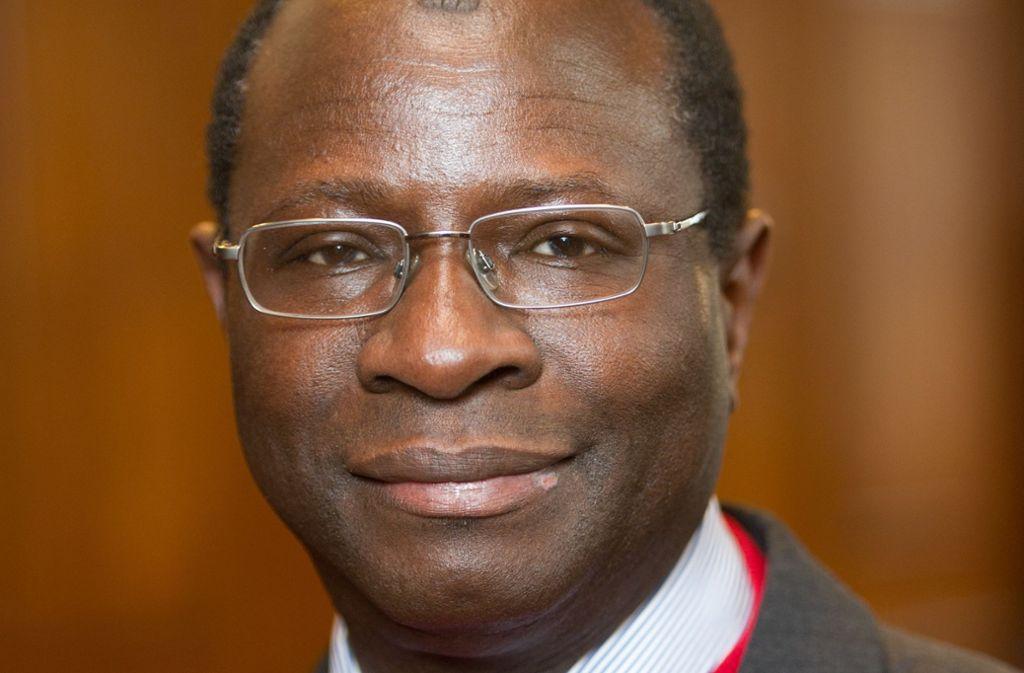 Bereits 2015 wurde im Bürgerbüro des im Senegal geborenen Parlamentariers die Schaufensterscheibe eingeworfen. Foto: picture alliance / dpa/Marc Tirl