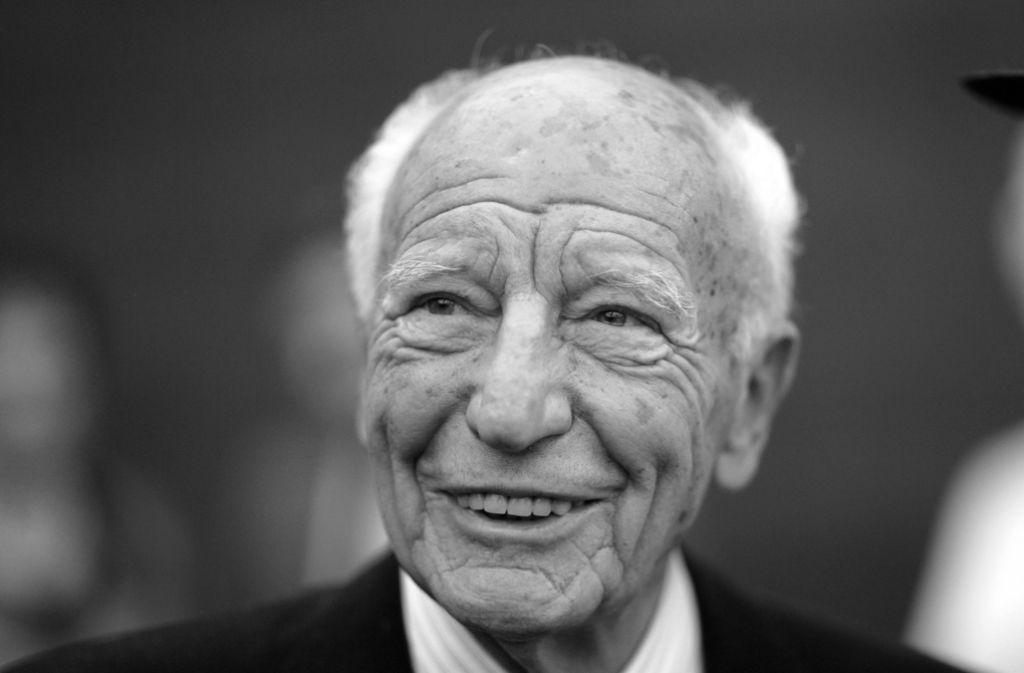 Alt-Bundeskanzler Walter Scheel wird nach Angaben der Stadt Bad Krozingen in Berlin beigesetzt. Foto: dpa