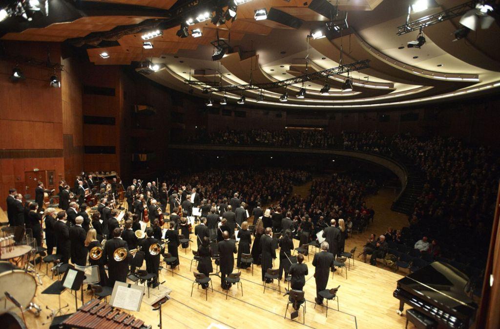 Arbeitet in der Oper wie im Beethovensaal auch für den und mit dem Nachwuchs: das Staatsorchester Stuttgart Foto: Sigmund