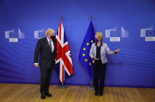 Brüssel legt Notfallgesetze für Scheitern der Brexit-Gespräche vor