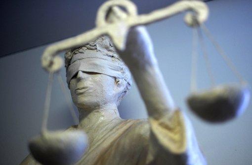 Das Landgericht Foto: dpa