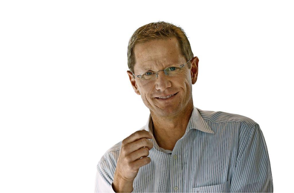 Arwed Niestroj leitet das Forschungs- und Entwicklungszentrum von Daimler im Silicon Valley. Foto: Daimler