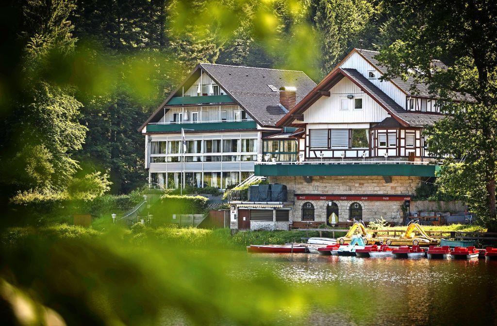 Das Wirtshaus am Ebnisee soll unter neuer Regie  ein  besseres Image bekommen. Foto: Gottfried Stoppel