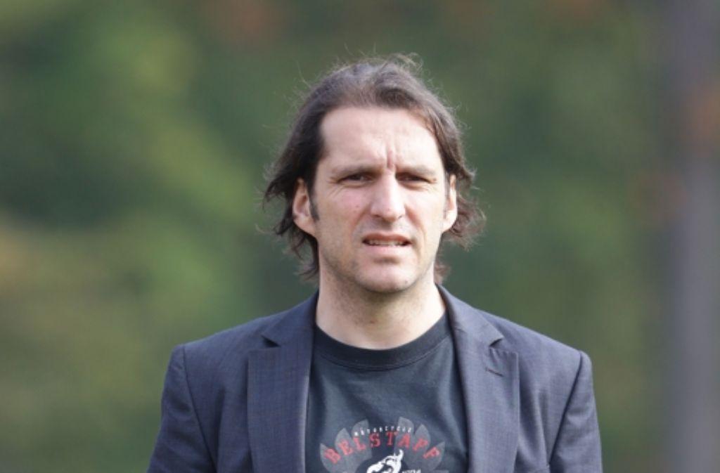 Michael Zeyer, der Sportdirektor der Stuttgarter Kickers Foto: Pressefoto Baumann