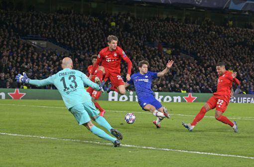 Superduo Gnabry und Lewandowski führt Bayern zum Sieg