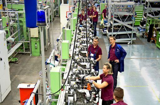 Hunderte Leiharbeiter bangen um ihre Jobs