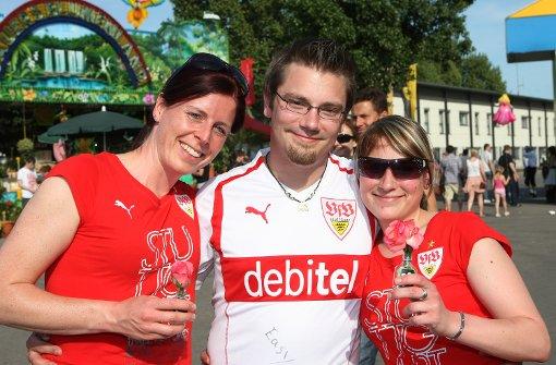 Der VfB ist unser Ein und Alles!