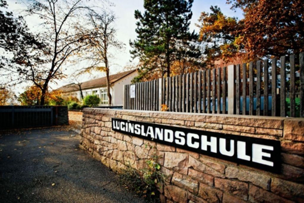 Der Rektor der Luginslandschule würde gerne eine Schulallianz gründen. Foto: Heinz Heiss