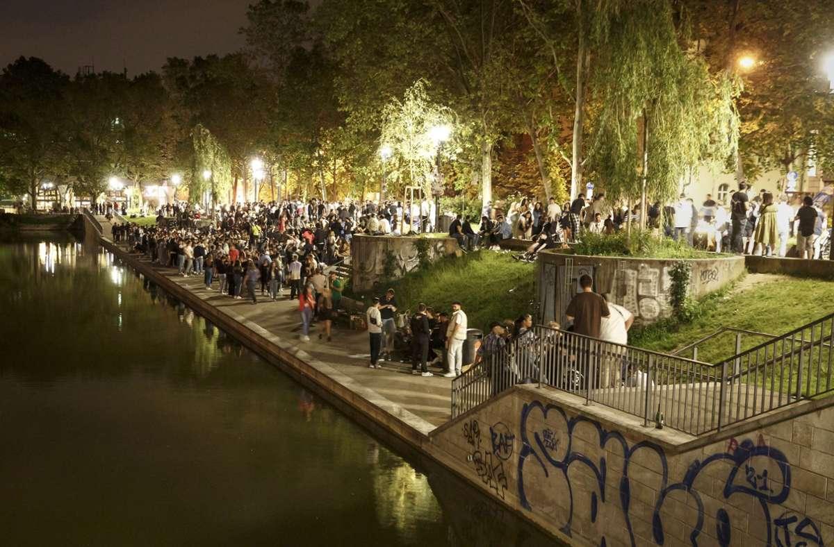 Am Samstag hat die Party um Mitternacht ein Ende. Foto: Lichtgut/Julian Rettig