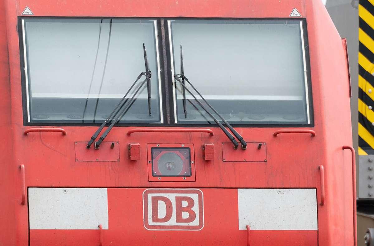 Vorerst noch kein Lokführer-Streik bei der Deutschen Bahn Foto: dpa/Julian Stratenschulte
