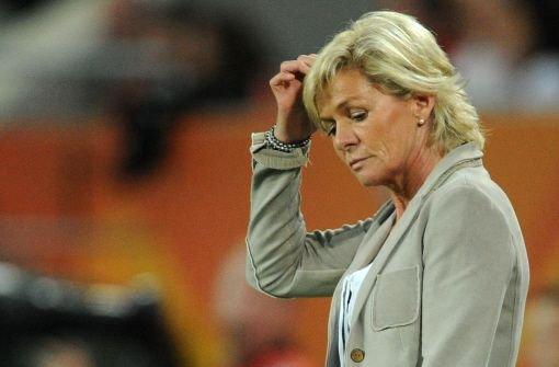Silvia Neid schließt Rücktritt nicht aus