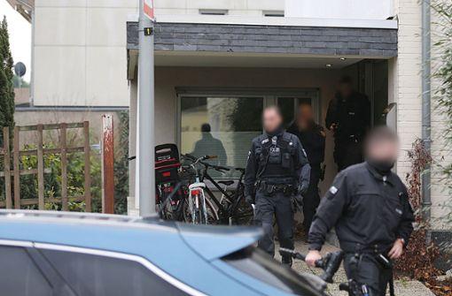 Dutzende Ndrangheta-Mitglieder festgenommen