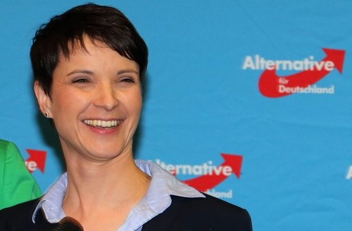 Frauke Petry greift das ZDF an