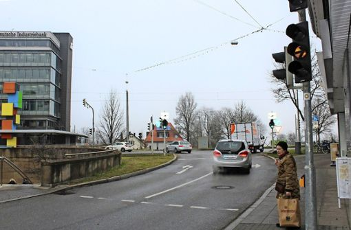 Stadt soll Epplestraße sicherer machen