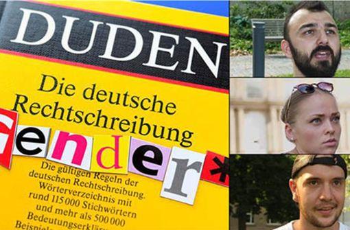 Videoumfrage – Das sagt Stuttgart zum Gendern