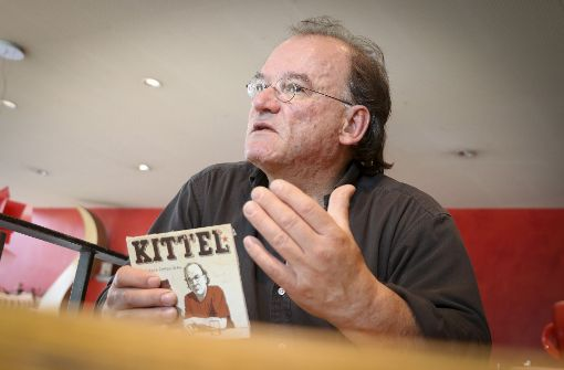 Kittel  stellt zweites Album auf Schwäbisch vor