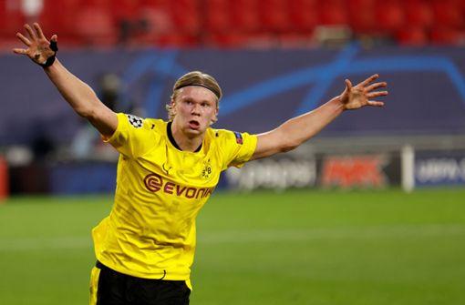 Überragender Erling Haaland führt Borussia Dortmund zum Sieg