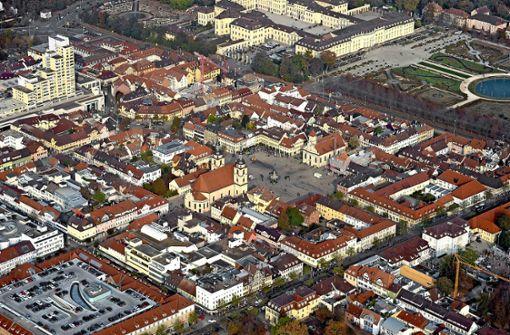Was ändert sich, wenn Ludwigsburg  zur   Großstadt wird?