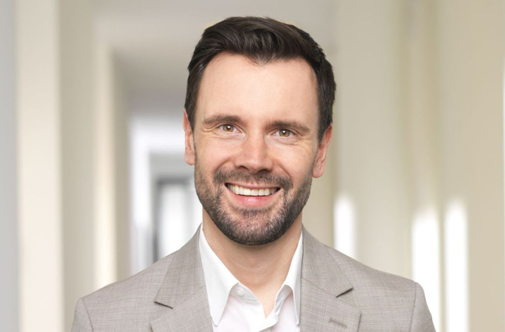 Felix Falk ist Geschäftsführer des Branchenverbands Game. Foto: Game