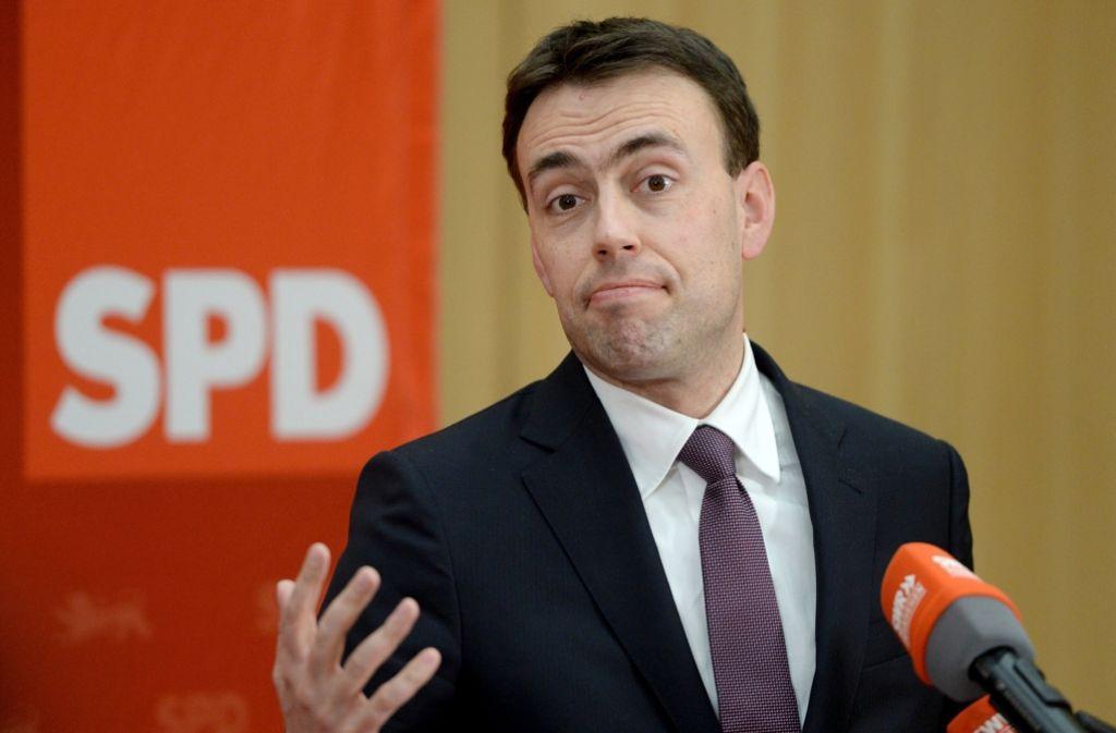 Nils Schmid war nach dem schlechten Abschneiden seiner Partei bei der Landtagswahl in die Kritik geraten. (Archivfoto) Foto: dpa