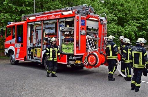 Bei der Feuerwehr brennt es unterm Dach