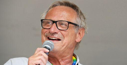 Konstantin Wecker hat noch immer eine Mission. Am 21.Juni tritt er in Stuttgart auf.