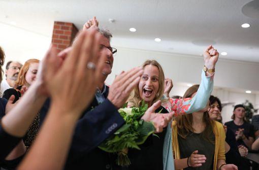 Grünen-Politikerin gewinnt Landratswahl
