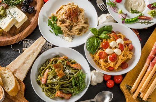 Drei schnelle Pasta-Gerichte für den Feierabend