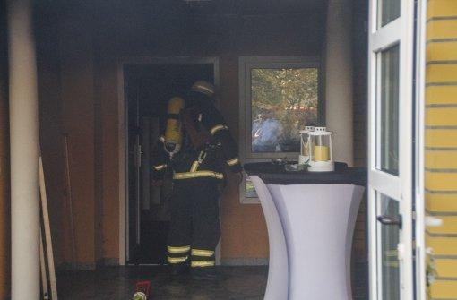Verletzte bei Brand in Hotel