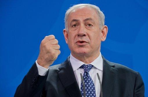 Benjamin Netanjahu Foto: dpa