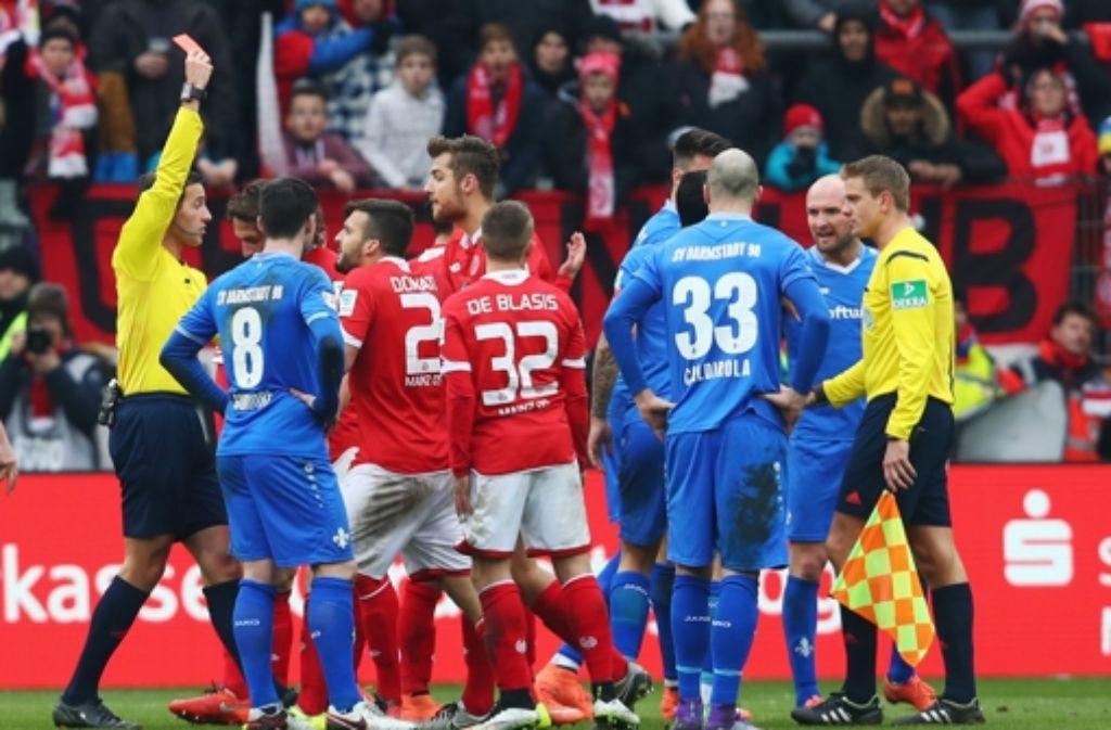Darmstadt Mainz Bundesliga
