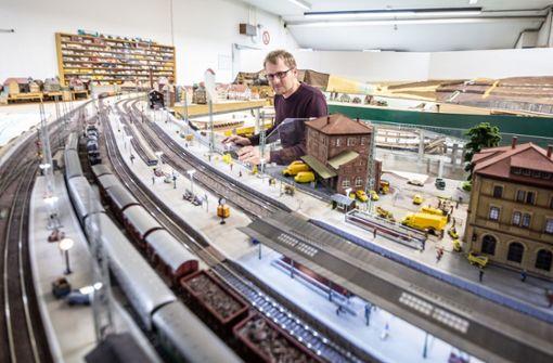 Miniaturbahn lockt großes Publikum