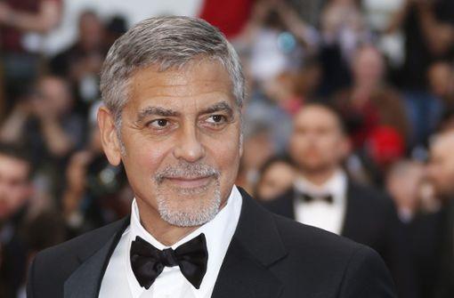 George Clooney ruft zum Boykott von neun Hotels auf