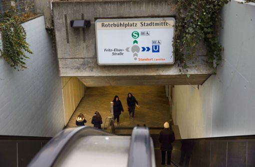 Bahn sperrt im Sommer   S-Bahn-Tunnel in Stuttgart
