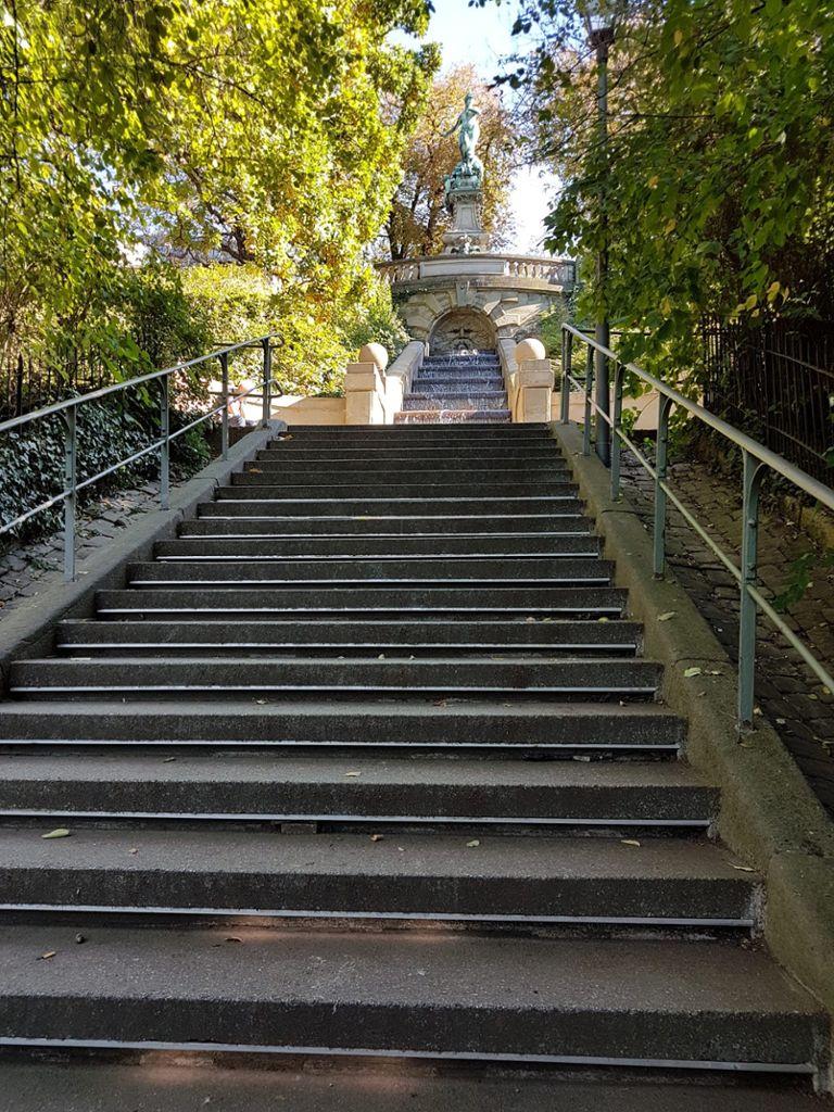 treppe stuttgart