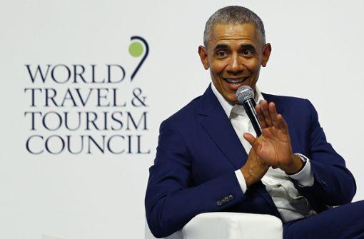 Obama schaut auch bei Merkel vorbei