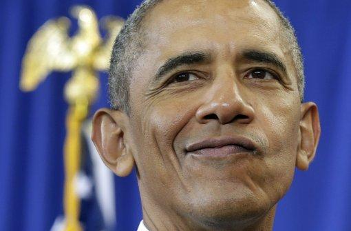 Obama übt für Bewerbungsgespräche