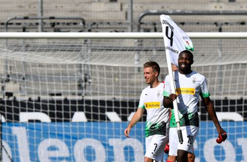 Borussia Mönchengladbach besiegt Union Berlin mit 4:1