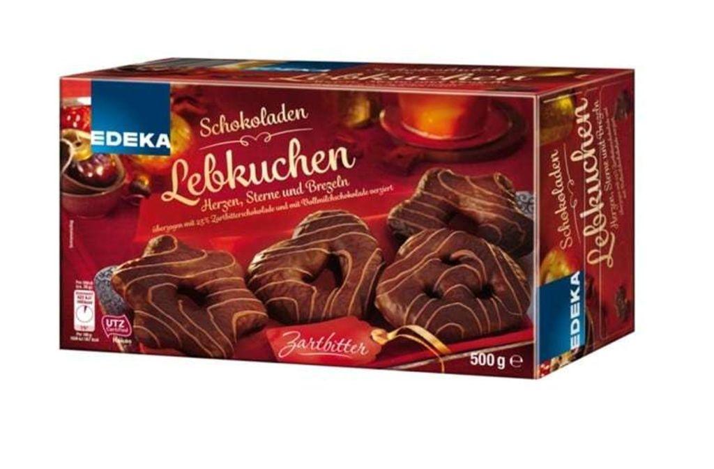 Edeka ruft diese Lebkuchen zurück. Foto: Edeka