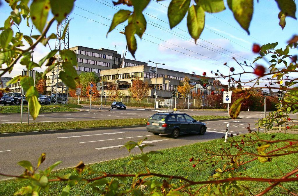 Das Gewerbegebietsmanagement Synergiepark Plus soll die Unternehmen besser vernetzen und die Entwicklungen im Industriegebiet koordinieren. Foto: Alexandra Kratz