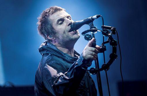 Liam Gallagher und Sophie Hunger spielen in Stuttgart