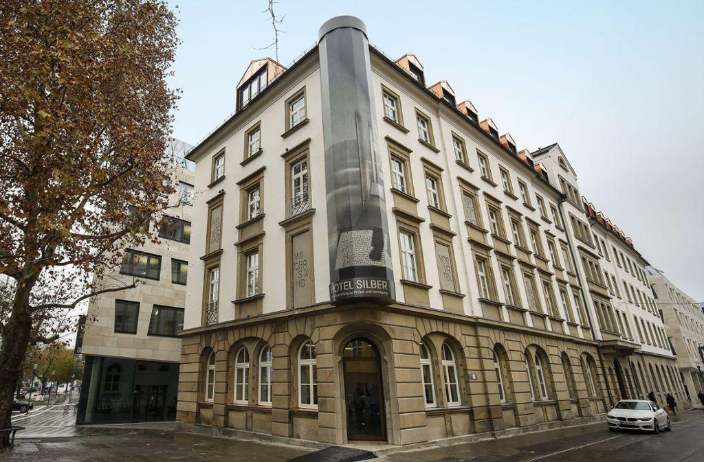 Im Dezember 2018 ist das Hotel Silber als Lern- und Gedenkort in der ehemaligen Gestapo-Zentrale in der Dorotheenstraße 10 eröffnet worden. Foto: Lichtgut