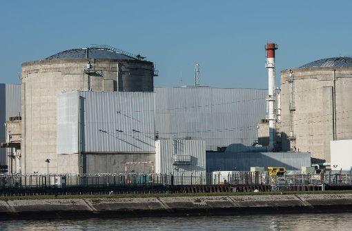 Beide Reaktoren in Fessenheim stehen still