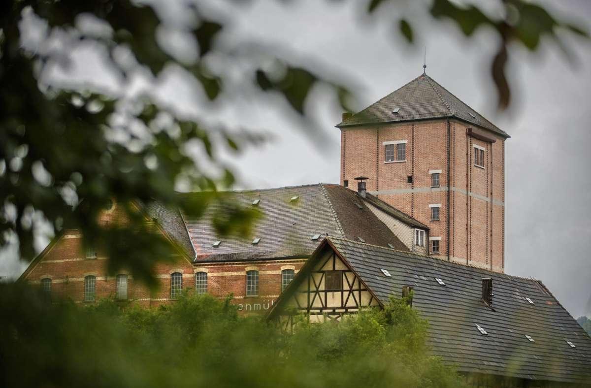Ein Gesamtkonzept für das Mühlenensemble in Schorndorf fehlt bisher. Foto: Gottfried Stoppel