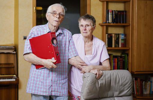 Großeltern suchen seit 14 Jahren nach vermisstem Enkel