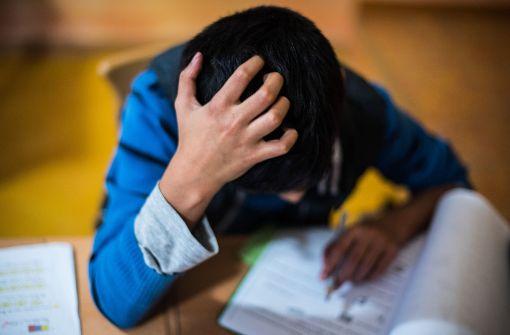 Hausaufgaben können krank machen